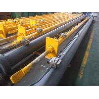 Top denudate Radial Gate Long Hydraulic Cylinder 1200mm DNV Certification Manufactures