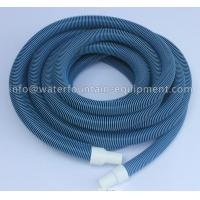 China Heavy Duty Swimming Pool Cleaning Tools Pvc Flexible Hose Leakproof Connections on sale