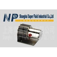 China NP42 PEEK Gear SS316 Micro High Pressure Pump Low Flow Rate With O Ring Seal on sale