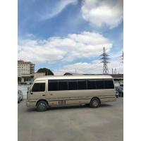 30 seats japanese left hand drive used bus mini bus school bus toyota coaster bus for sale Manufactures