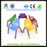 Kindergarten Equipment School Furniture Plastic Chairs for Kids QX-193A Manufactures
