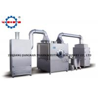 Auto Coater Tablet Coating Machine  In Pharmaceutical Industry Stainless Steel
