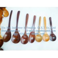 China Wooden spoon, wooden scoop, wooden soup spoon, wooden children spoon for sale