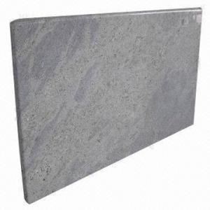 Kashmir White Granite Tiles/Polished White Color Granite, Popular for Flooring and Steps Interior Us Manufactures