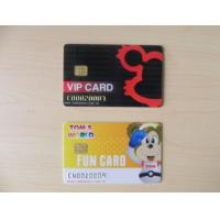 Contact IC Card with Sle Series Chip, Embossing Number Manufactures