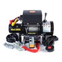 China ELECTRIC WINCH,winches 6000 lbs on sale