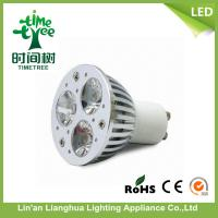 OEM Aluminium Lamp 220 Volt 4w Dimmable LED Spotlight Bulb For Kitchen Manufactures