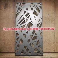 2015 Hot Sale Laser Cut Steel Panel Manufactures