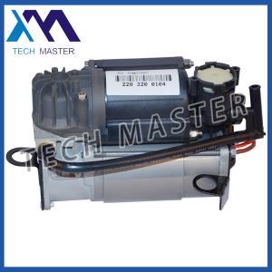 Mercedes W220 Air Suspensoin Pump , OE 2203200104 Air Compressor Manufactures