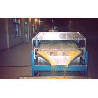 Single Belt Cooler Beeswax Pellet Manufacturing Equipment With High Productivity Manufactures