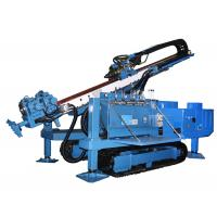 Great torque Crawler drilling rig for anchoring , jet-grouting Manufactures