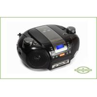 Portable DVD Radio Player, Stereo Multimedia Boombox with USB Port / SD Card Slot Manufactures