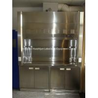 China 1750m3/H Airflow Laboratory Vent Hood Cup Sink Multi - Function Power Plug on sale