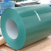 High Definition Color Coated Aluminum Coil  Fire - Resistant Environmental Friendly Manufactures