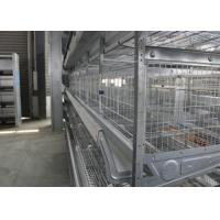 China High Performance Industrial Chicken Coop Easy To Assemble ISO Certification on sale