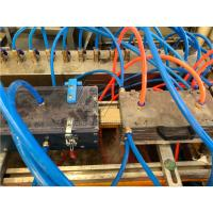 China PVC Window And Door Profile Making Machine / Plastic Extruding Machine on sale