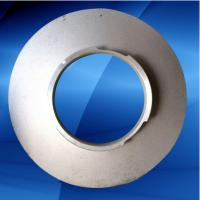 Bearing 640MM Rotary Screen End Ring Textile Machinery Components For Textile Roller Printing Machine Manufactures