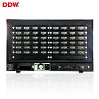 3x3 High Resolution Video Wall Matrix 12W/Channel For HDMI Full Screen Display Manufactures