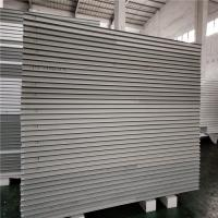waterproof expanded polystyrene sandwich panel 5500x1150x50mm for construction site Manufactures