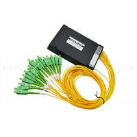 16CH WDM In Optical Fiber , Muplex ABS Box 1310 / 1490 / 1550nm Wavelength Manufactures