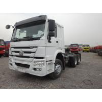 China Sinotruck HOWO tractor truck China HOWO 420hp prime mover on sale