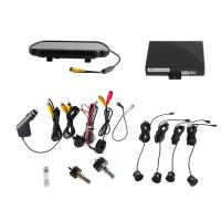 China Automatic Video Parking Sensor With Camera And 7 Tft  Monitor Car Electronics Product on sale