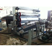 China HIPS PS ABS Plastic Sheet Extrusion Line , Sanitaryware Plate Extruding Machine on sale