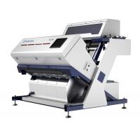 High Speed Wheat Sortex Machine 4 Chute Intelligent Unique Color Sorter Manufactures