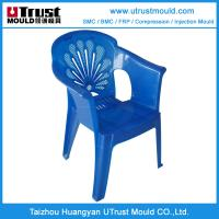 China Outdoor plastic chair injection mould maker in China on sale