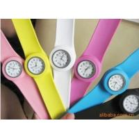 promotion chirstmas gift silicone watch Manufactures