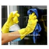 Polyeaster/nylon Microfiber Car Cleaning Cloth Manufactures