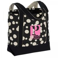China Bubble Canvas Tote Bag on sale