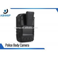 21MP 1080P Police Wearing Body Cameras For Law Enforcement GPS Manufactures