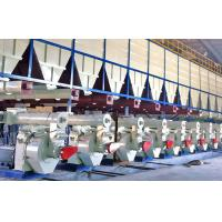 Moving Floor Discharge Wood Chip Pellet Production Line Automated Manufactures
