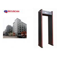 Security Metal Detector Gate For Mosque Manufactures