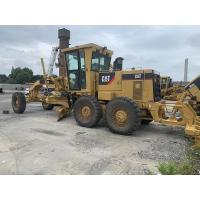 5 Shanks Ripper 140H Motor Used CAT Grader With Caterpillar 3306 Engine Manufactures