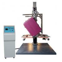 China Lab Testing Equipment Luggage Drop Test Machine with Double Column Direction on sale