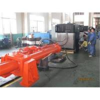 Quality QRWY Horizontal Miter Gate Telescopic Hydraulic Hoist Cylinder for sale