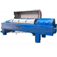 Decanter Separator - Centrifuge For Sewage Treatment Manufactures