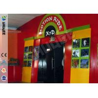 China Competitive Quality Amusement Theme Park 5D Movie Theater XD Cinema With Latest  Advanced Technology on sale