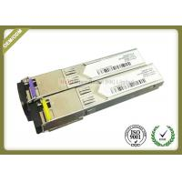 Buy cheap LC Duplex SFP Fiber Module Transmission Distance 40km With DDM Function from wholesalers