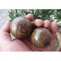 Chinese marble health stone baoding balls Manufactures
