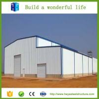 China low cost used steel structure factory workshop shed steel building for sale on sale