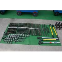 16-40mm rebar threaded coupler 100% 45# carbon raw steel Manufactures