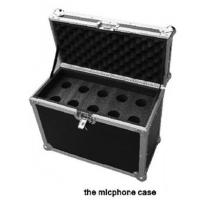 Wireless Micphone Rack Flight / Rack Mount Flight Case With Soft Foam Inside Manufactures
