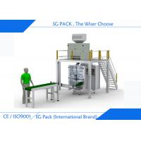 Professional Automatic Form Fill Seal Machines , Linear Weigher Vertical Bagging Machine Manufactures