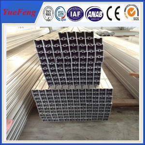 wholesale greenhouse aluminum profile, 6063 T6 aluminum extrusion curtain wall profile Manufactures