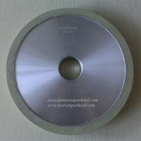 1A1 vitrified diamond grinidng wheel for tungsten carbide Manufactures
