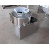 Industrial Potato Chips Production Line Fresh Potato Chips Machine For Food Processing