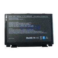 China Rechargeable laptop battery for ASUS K50 K40 F82 F83S F52 K60 P81 K40E on sale